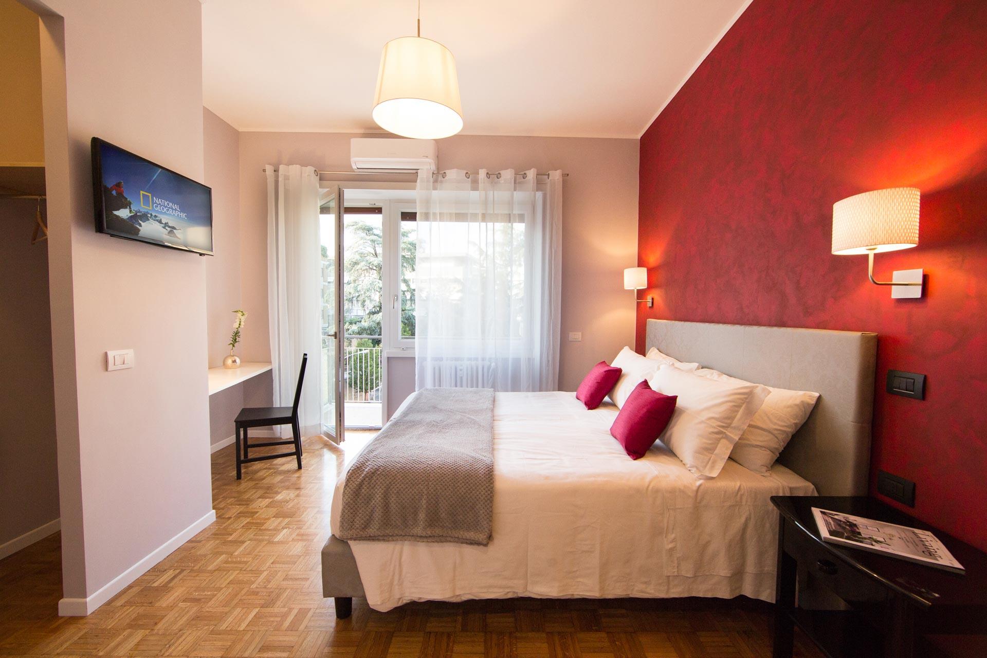 Roma 474 bed and breakfast a roma vicino al vaticano - Mobili per bed and breakfast ...